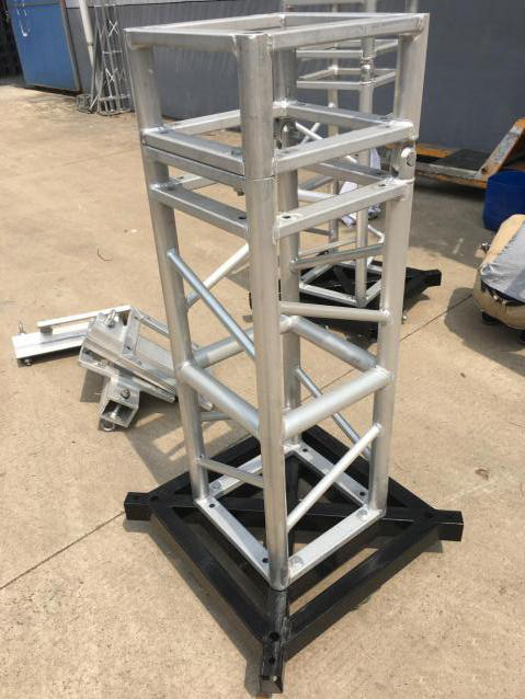 Do you know how to build an aluminum light stand