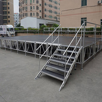 High Performance Aluminum Portable Performance Stages