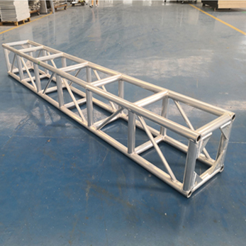 Aluminium Screw/Bolt Truss 400x400mm lighting bolt truss