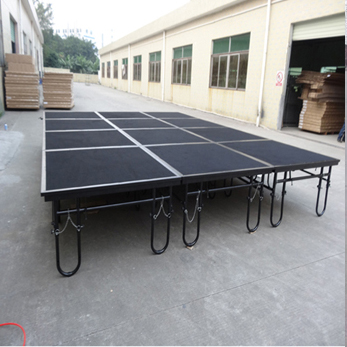 Good Quality Movable Folding Stage