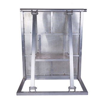 Aluminum Crowd Control Barriers